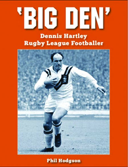 'Big Den' Dennis Hartley