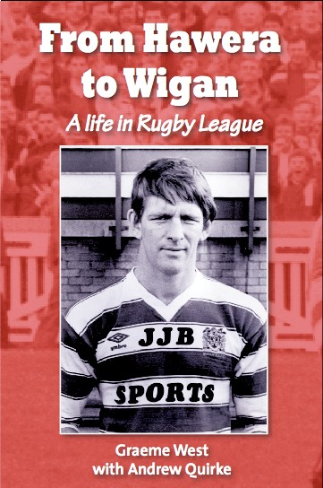 From Hawera to Wigan (hardback)