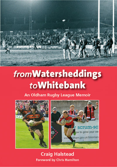 From Watersheddings to Whitebank